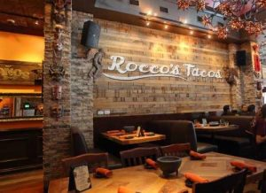 Roccos Tacos Wall